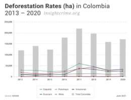 Deforestation in Colombia's Amazon: Outlining the Problem