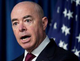 DHS Secretary Mayorkas: 40K Afghan Evacuees Admitted Into US