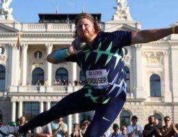 Diamond League final: Francine Niyonsaba lands impressive 5,000m win in Zurich