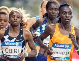 Diamond League Final: Francine Niyonsaba says 'I'm back to make sport better'