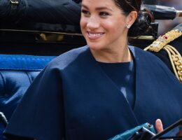 Diamonds used for Meghan's earrings were 'gifted from the Middle East'