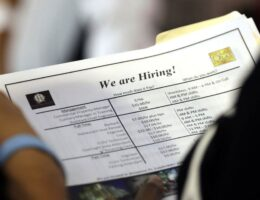Dirty Little Secret: Unemployment in CA Is High Because of Vaccine Mandates and AB5