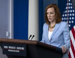 Doocy Leaves Psaki a Stammering Mess When He Grills Her on Vaccination Rules Applying to Illegal Aliens at Border