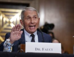 Dr. Fauci Accidentally Reveals Who He Really Is When Asked About Joe Biden's Vaccine Mandates