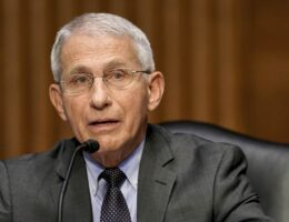 Dr. Fauci Is Finally Asked About Natural Immunity and Now I Want to Punch a Wall