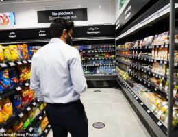 Dubai mall opens first cashier-less supermarket in Middle East with no scanners or checkout lines