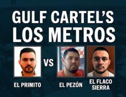 El Primito vs El Pezón & El Flaco Sierra in La Frontera Chica, Tamps