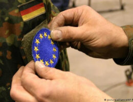 EU Defense Ministers Discuss Establishing A Rapid Response Force After The Fall Of Afghanistan