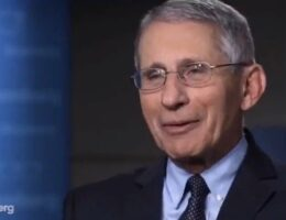 Fauci in 2019: You Don't Need Masks, 'Paranoid Tool' (VIDEO)