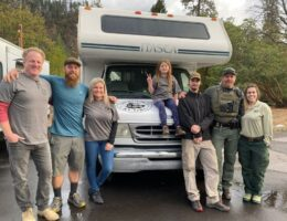 Feel-Good Friday: Woody Faircloth's EmergencyRV Gives Hope to Wildfire Victims