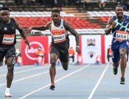 Ferdinand Omanyala: Africa's fastest man unfazed by shadow of past drugs ban