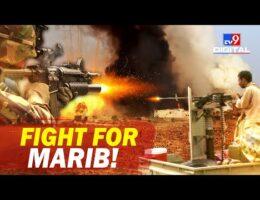 Fighting Rages In Yemen's Oil Rich Province Of Marib