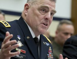 Former Acting Sec of Defense Busts Milley: 'Unprecedented Act of Insubordination'