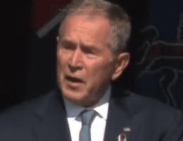 Former Pres. George W. Bush Makes Thinly Veiled Comparison Between 9/11 Hijackers, Jan. 6 Rioters