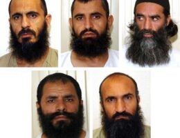 Four Members of Gitmo 5 Exchanged by Obama for Bowe Bergdahl Named as Taliban Government Commanders