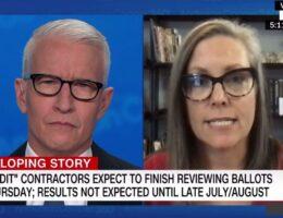 Fraudulent Arizona Secretary of State Katie Hobbs Needs To Recuse Herself Of Election Duties