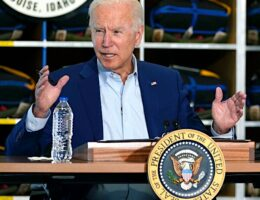 Fred Fleitz to Newsmax: 'No One Respects Joe Biden' in the World