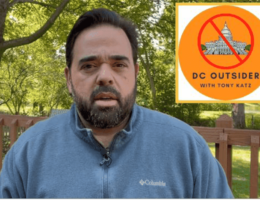 FREE EPISODE! DC Outsider Ep. 19: Biden's Threats Against Border Agents Doing Their Jobs are Irrational