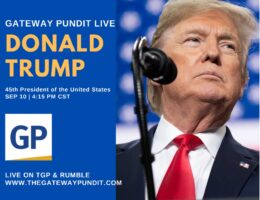Full VIDEO: The Gateway Pundit Interviews President Donald Trump (Updated)