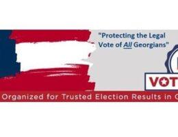 Fulton County Georgia Ballot Inspection Hearing – Monday at 9 AM – Video Link Below