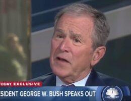 George W. Bush Is Raising Money for Bitter Never-Trumper Liz Cheney