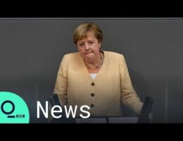 German Chancellor Merkel's Party Heading For A Major Defeat Ahead Of Election