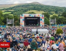 Green Man: 70 Covid cases linked to Brecon Beacons festival