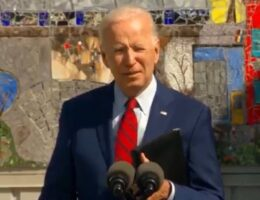 """""""Have at It"""" – Joe Biden Taunts Republicans Vowing to Fight His Unconstitutional Vax Mandate (VIDEO)"""