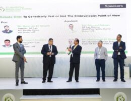 HealthPlus Middle East Fertility Conference held in Dubai concludes today