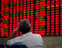 Hong Kong Stocks Crash As Evergrande Default Contagion Spread