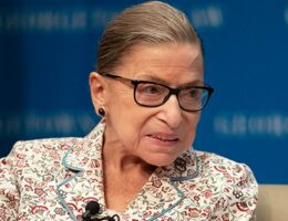 HOT TAKES: ACLU Rightfully Ripped to Shreds After Butchering an RBG Quote to Omit Women