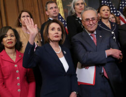 House Democrats Push Largest Tax Hike In History