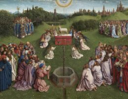 How the Ghent Altarpiece was restored: a complete visual explanation