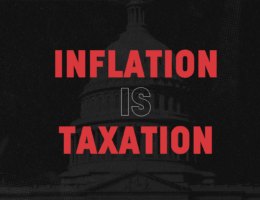 Inflation Is Taxation, And It Continued To Surge In August