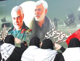 Iran's IRGC Quds Force head hints at group's power at home and Middle East