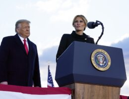 Is Melania Looking to Blow up a Trump 2024 Run?