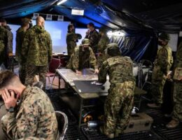 Japan leans forward on China–Taiwan tensions