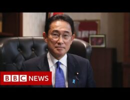 Japan's Next Prime Minister Will Be Fumio Kishida