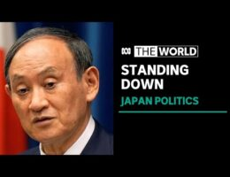 Japan's Prime Minister Yoshihide Suga To Step Down