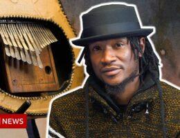Jay Prayzah: 'Mbira is part of Zimbabwean culture'