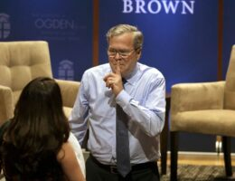 Jeb Bush Wants 'Action' on Climate Change and I Can't Stop Laughing at the Cringe