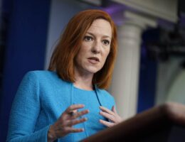 Jen Psaki Goes Into Full Gaslighting Mode on the Leaked Call but Trips Over Her Own Words