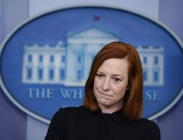 Jen Psaki Thinks She Schooled Male Reporter on Abortion, but There's a Problem