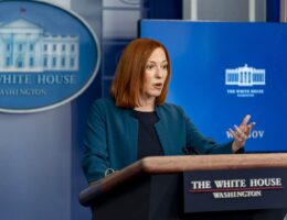 Jen Psaki's Snide Answer to Male Reporter's Abortion Question Is Taken to Its Logical Conclusion