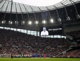 Jimmy Greaves: Spurs, Chelsea and West Ham lead tributes for former striker