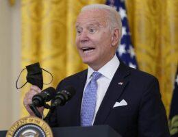 Joe Biden Gives Sociopathic Response to False CBP 'Whip' Controversy