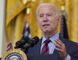 Joe Biden Goes Way off-Script in Speech and Causes Heads to Be Scratched
