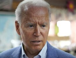 Joe Biden's Train Goes off the Track and Exposes the Sheer Lunacy of His Sloganeering