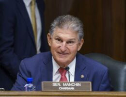 Joe Manchin's Latest Move on Reconciliation Will Have Liberals Seeing Red