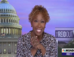 Joy Reid Just Trips All Over Reality Trying to Justify Her Prior Anti-Vaccine Remarks